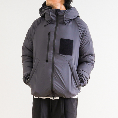 SHIGA DOWN 滋賀ダウン NANGA HQ Jacket (HeadQuarter Jacket) 888NG002 メンズ