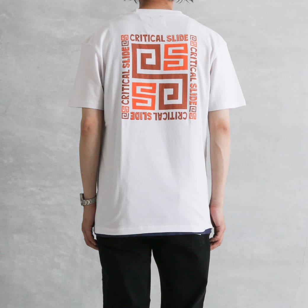 Critical Slide クリティカルスライド TRIPOLI TEE/Tシャツ
