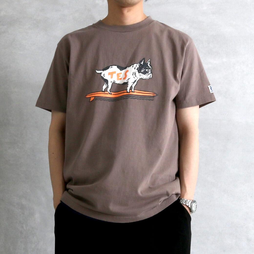 The Endless Summer エンドレスサマー TES BUHI T-SHIRT/Tシャツ