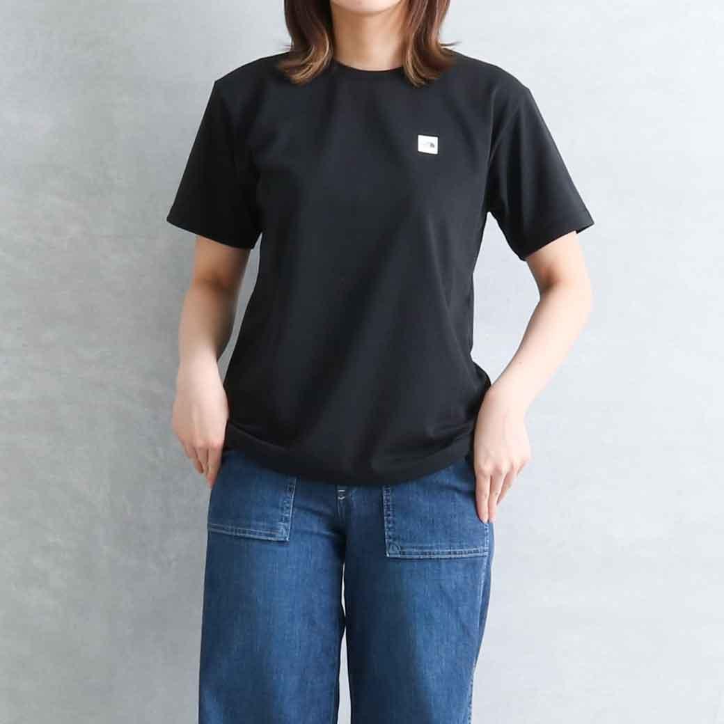 THE NORTH FACE ザ・ノース・フェイス  S/SスモールボックスロゴTシャツ