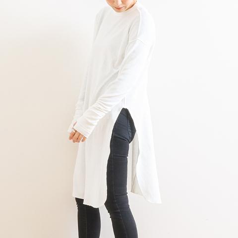 TODAYFUL トゥデイフル Thermal Slit Long T-sihrts サーマルスリットロングTシャツ 11920628