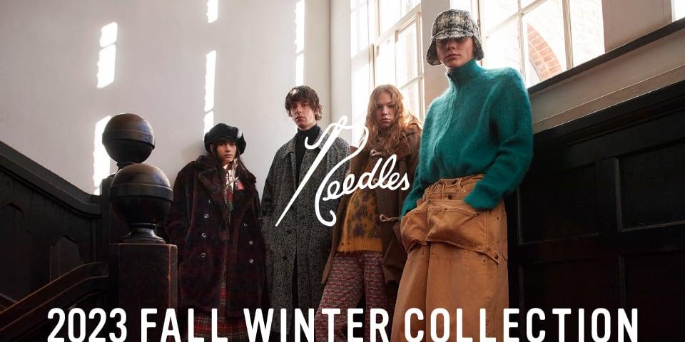 NEEDLESの秋冬デリバリーが始まりました。