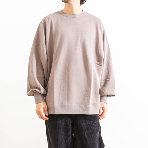 VOTE MAKE NEW CLOTHES ヴォートメイクニュークローズ Exclusive FAT CREW SWEAT 18FW-0010BF