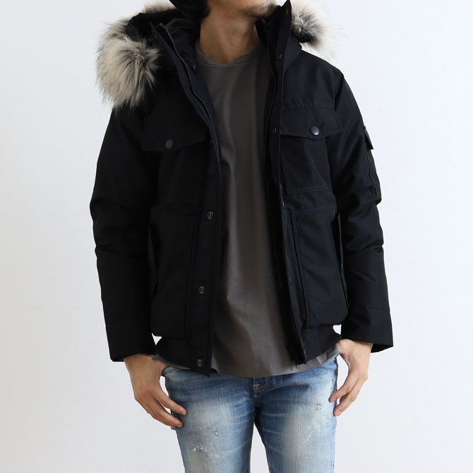 WOOLRICH  ウールリッチ  BOMBER DOWN PARKA ボンバーダウンパーカ  NOCPSW1939